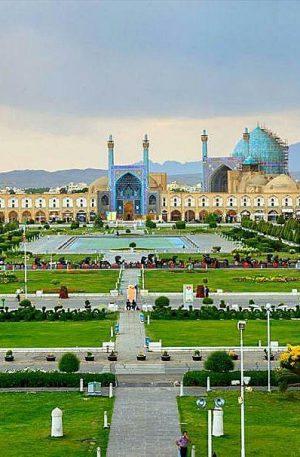 فیلم آموزشی گردشگری اصفهان(انگلیسی)